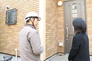 外壁塗装2年後にタッチアップ修正しました|神奈川県瀬谷区N様邸