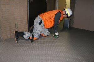 防水工事の工事手順を解説します|東京都新宿区西五軒町Sマンション