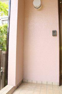 モルタル外壁の状態を調査しました/東京都世田谷区新町T様邸