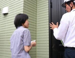塗装5年後の屋根外壁を調査しました|神奈川県横浜市戸塚区吉田町Y様邸