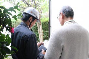 ガルバリウム鋼板の屋根を調査しました|神奈川県横浜市緑区白山I様邸