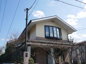 スレート屋根とタイルの外壁調査を行いました|東京都練馬区石神井台W様邸