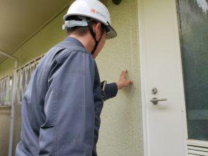築30年のM様邸に屋根材の浮きがないか調査しました|神奈川県横浜市港北区M様邸
