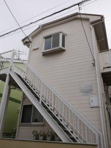 屋根の調査と室外機のドレンホースを応急処置しました|神奈川県横浜市港北区T様邸